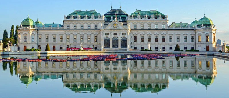 THE BEST PALACES IN EUROPE