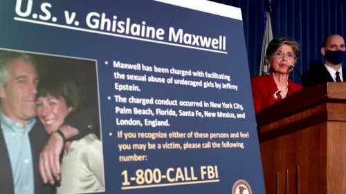 U.S. files new charges against Ghislaine Maxwell