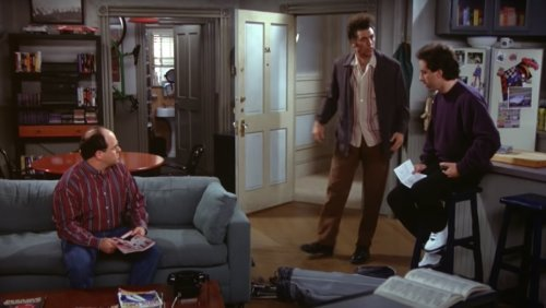 Jerry's Seinfeld Apartment Was Physically Impossible