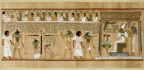 Magic in the Ancient World: Egyptian Deities and Uses