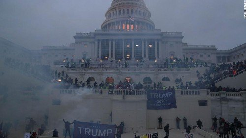 Capitol Riot: The Aftermath