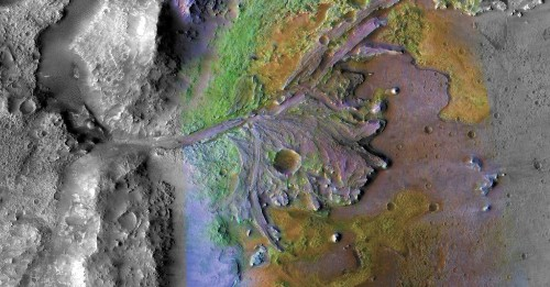 Mars died billions of years ago and its guts are still spilling into space