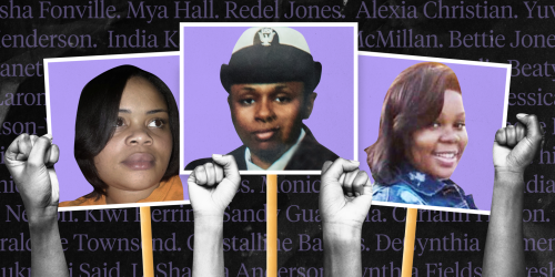 50 Black women have been killed by US police since 2015