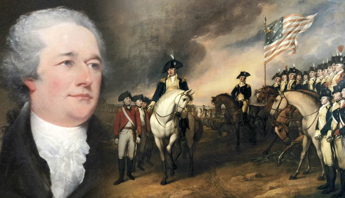American Monarchists: The Early Union's Would-be Kings