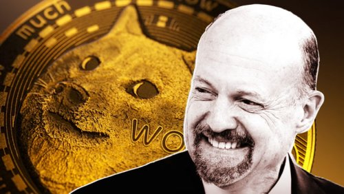 Why Jim Cramer Sold Some Ethereum, His Warning on Dogecoin