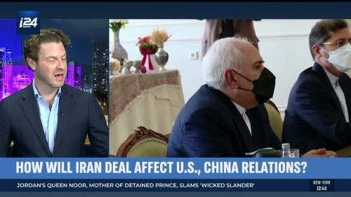 China, Iran Sign $400 Billion Deal in Snub to US Sanctions