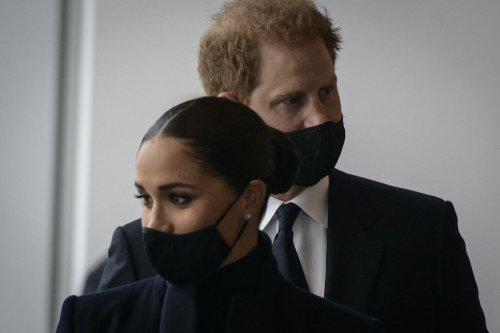 Why Meghan Markle's Approval Rating Just Hit Its Lowest Point Ever