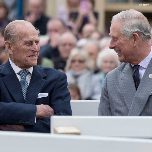 Prince Philip's final message to Charles during hospital visit