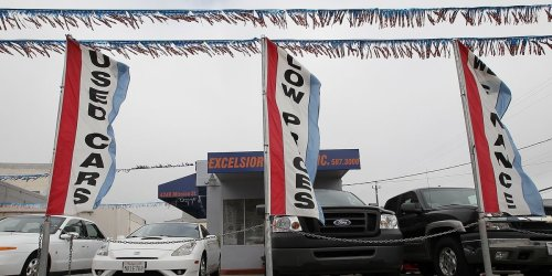 How to get more money for your used car
