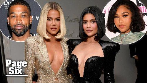 Khloé Kardashian, Kylie Jenner address Jordyn Woods cheating scandal