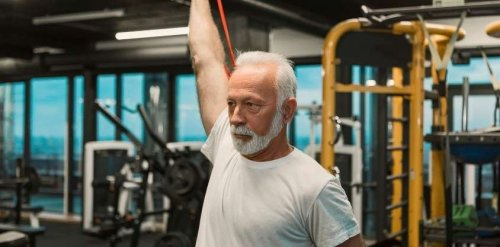 The Best Resistance Band Workouts to Do If You Are Over 60