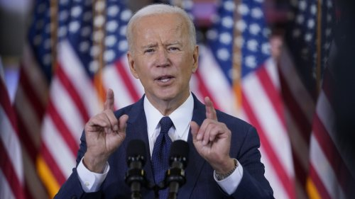 President Biden Insists He's Open To Compromise On Infrastructure Plan