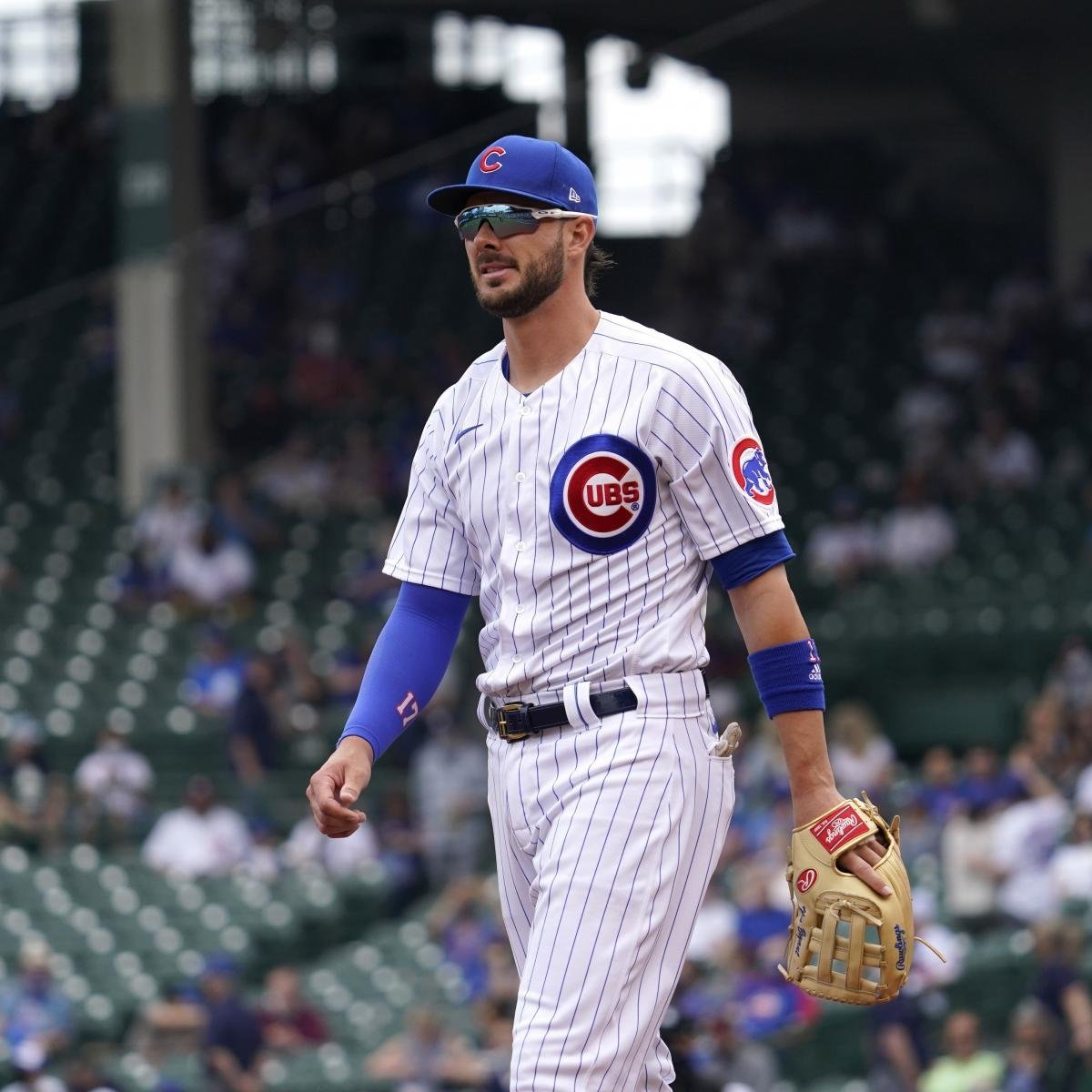 MLB Trade Rumors Swarm Around Kris Bryant, Other Top Stars as Deadline Nears
