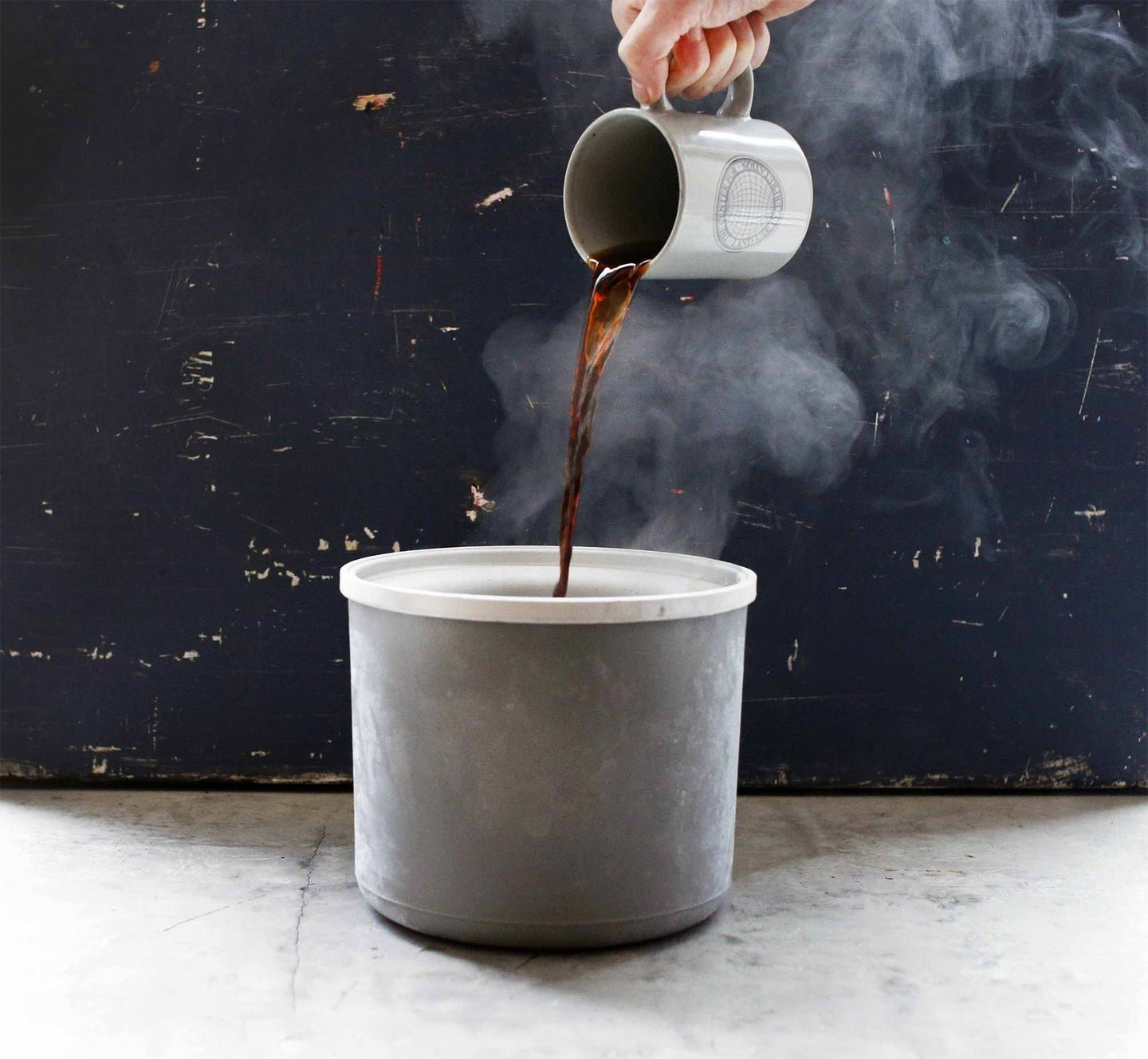 The best and quickest way to make iced coffee