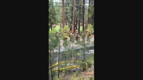 No Survivors in Northeast California Jet Crash