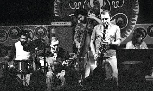 Jazz cover image