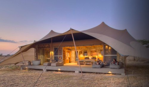 These are the most luxurious safaris you can take