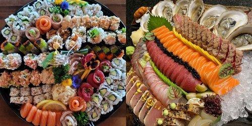 11 délicieux restos de sushi à Montréal à essayer au moins une fois dans ta vie