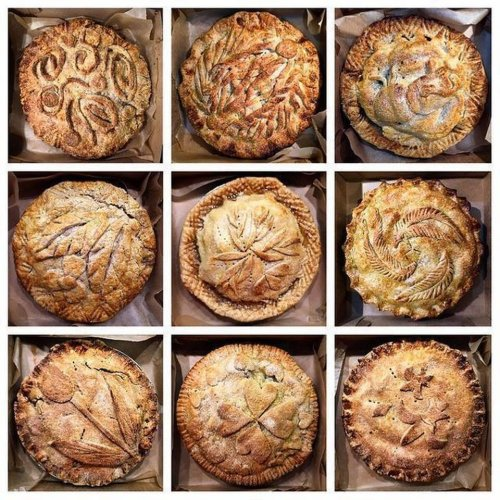 All About Pie