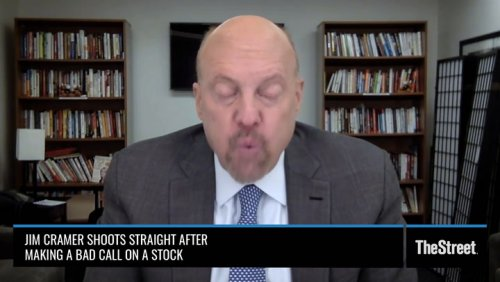 Jim Cramer Shares a Bad Buy on a Stock and How to Trade it Now