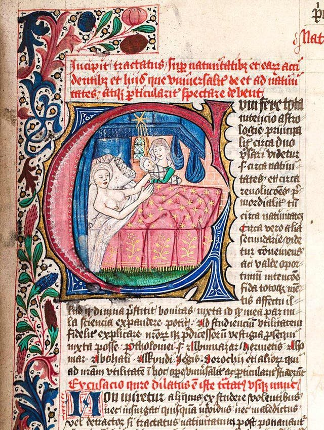5 Methods of Birth Control In The Middle Ages