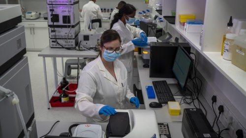 Scientists Work To Replicate Moderna Shot And End Vaccine Inequality
