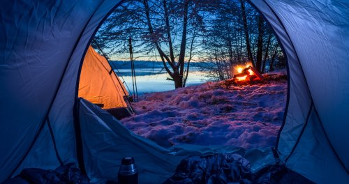 The Very Best Camping Near The Water, Plus Rookie Tips