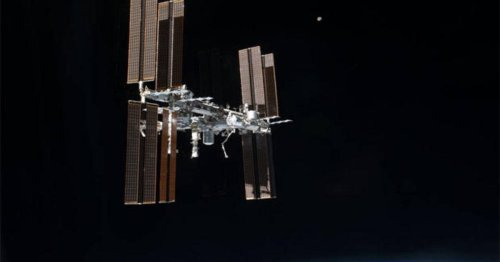 Astronauts install new space station roll-out solar arrays: See the spacewalk