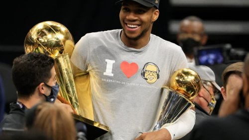Giannis Brought Home the Bacon For All Of Milwaukee