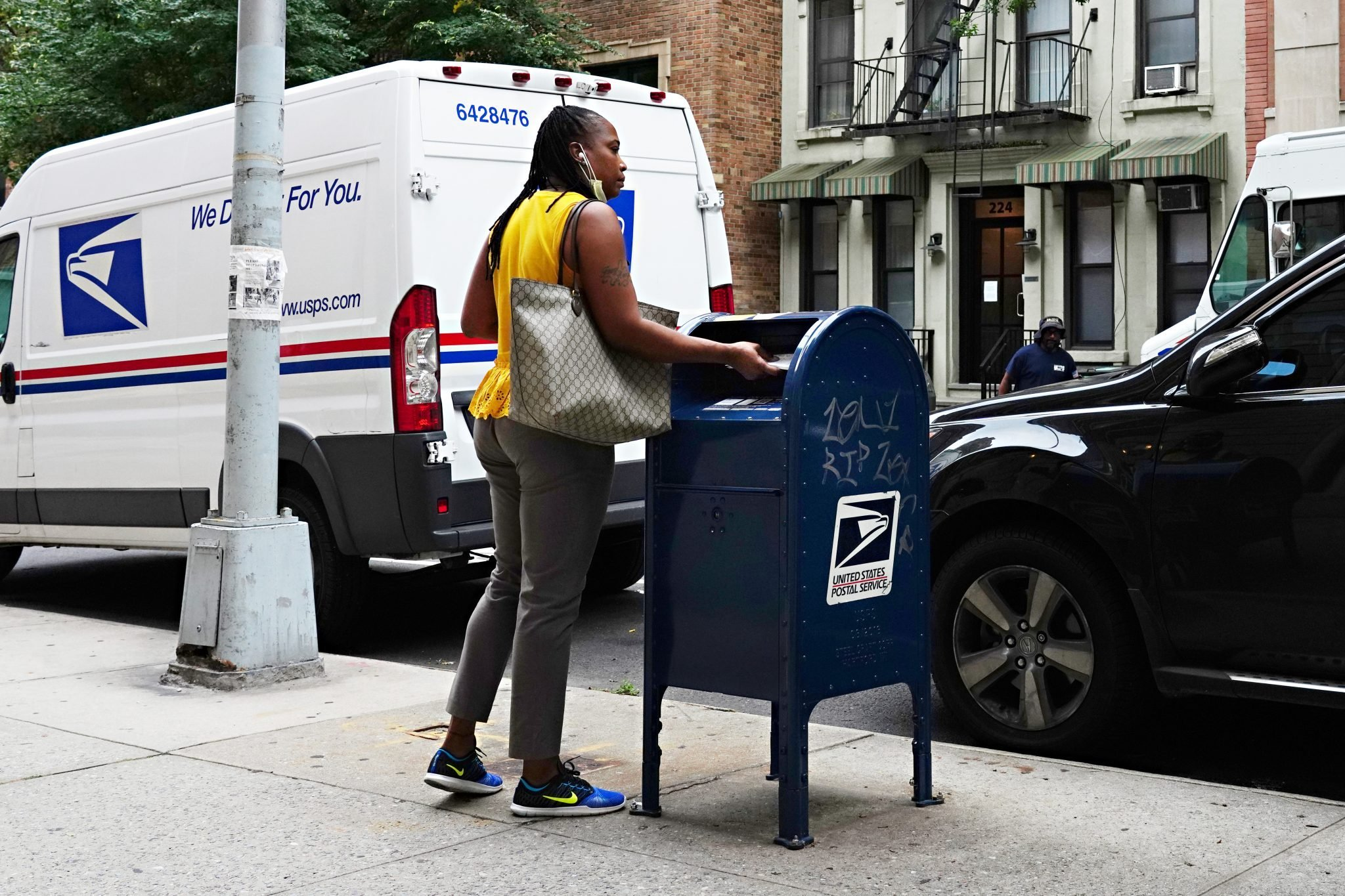 Have you noticed something's up with USPS?