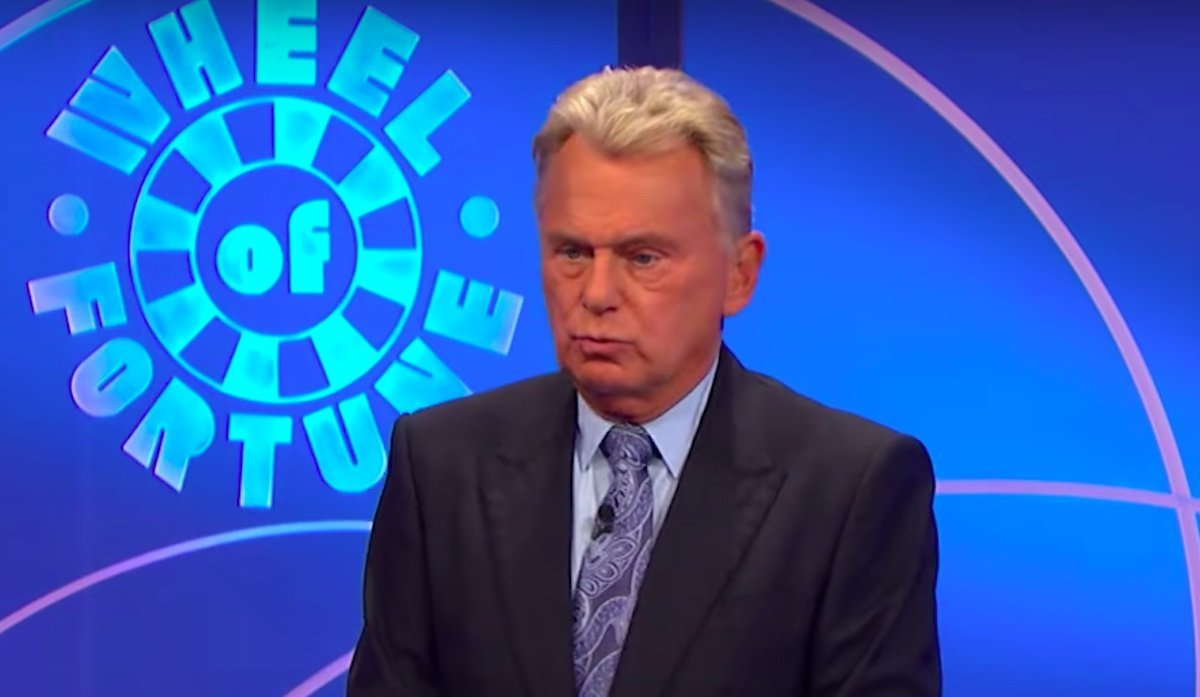 Report: Pat Sajak Angry At 'Wheel Of Fortune' Producers, Threatening To Leave