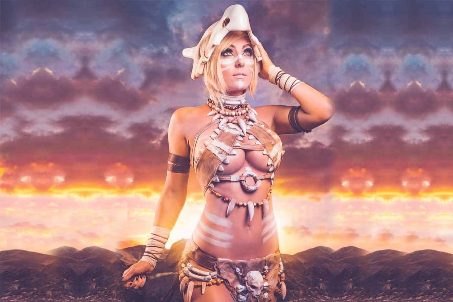Jessica Nigri is My Queen, Her Cosplay is Simply The Best