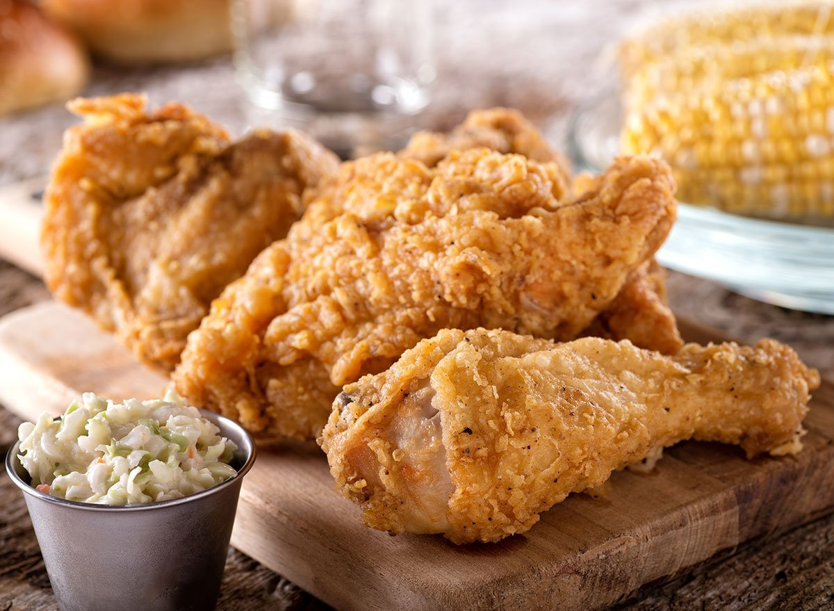 A Fried Chicken Lover's Guide To, Well, Fried Chicken