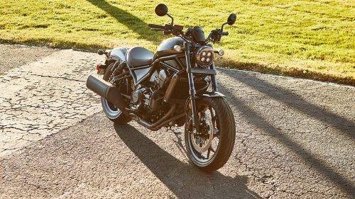 2021 Honda Rebel 1100 Review   MC Commute