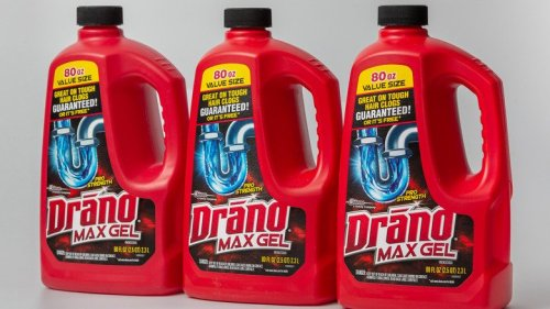 This Is What Happens When You Put Drano In Your Toilet