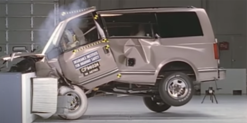 Watch These 12 Vehicles Score Poor Ratings During IIHS Crash Testing