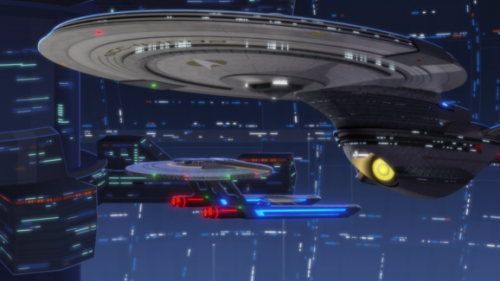 The Best Nerdtastic Reveals From Star Trek: Lower Decks Season 2