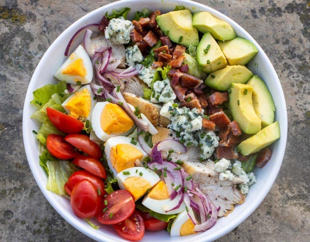 The Best Cobb Salad Recipe