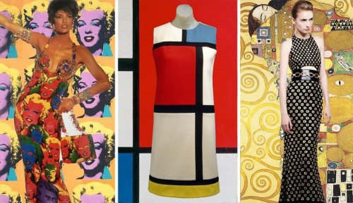9 Times The History of Art Inspired Fashion Designers