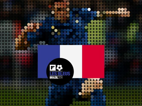 France: World Cup 2014 cover image