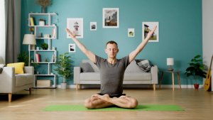 Three Yoga Poses That Will Kickstart Your Morning When You Don't Want To Get Out of Bed