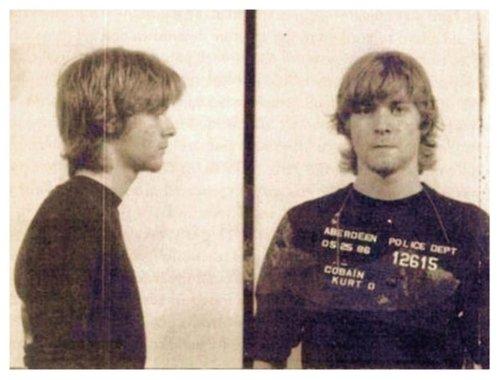 The night Kurt Cobain was jailed