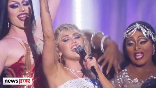 Miley Cyrus RECRUITS Artists To Perform LGBTQ+ Pride Concert!