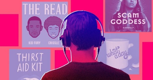 Podcasts  cover image