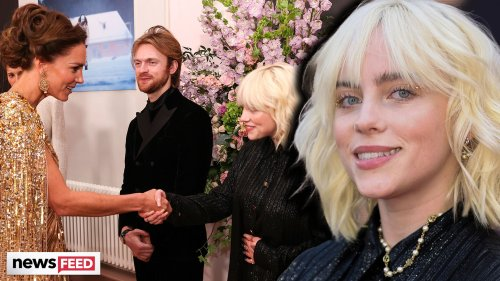How Billie Eilish BROKE List Of Royal Protocol When Meeting William & Kate!