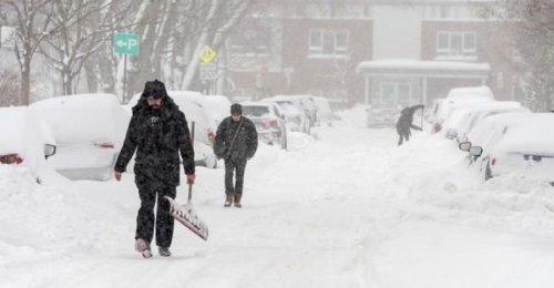 Les prévisions de l'hiver 2021-2022 annoncent beaucoup (trop) de neige au Québec