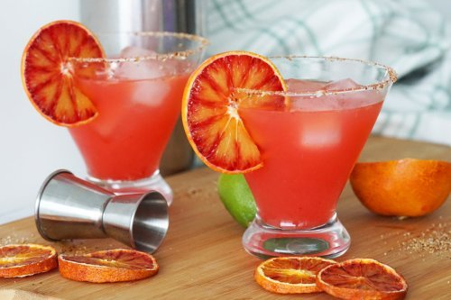 Cocktails to Make With Beautiful Blood Oranges