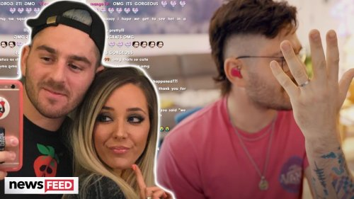 Jenna Marbles & Julien Solomita Are Engaged!
