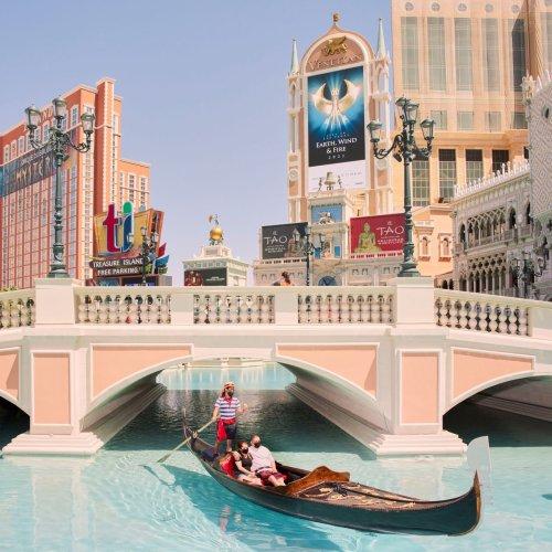 Las Vegas Presses Its Luck in the Postpandemic Era