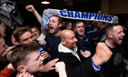 'It's unimaginable': Leicester City fans on the season of a lifetime